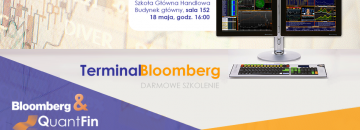Bloomberg Terminal - workshops for students